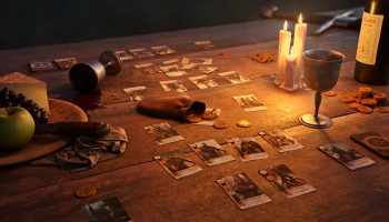 witcher gwent cards witcher table